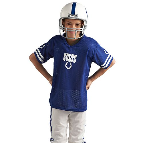 Franklin Indianapolis Colts Football Uniform