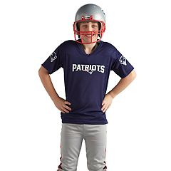 Franklin New England Patriots 3 pc Football Uniform