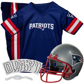 Franklin New England Patriots Football Uniform