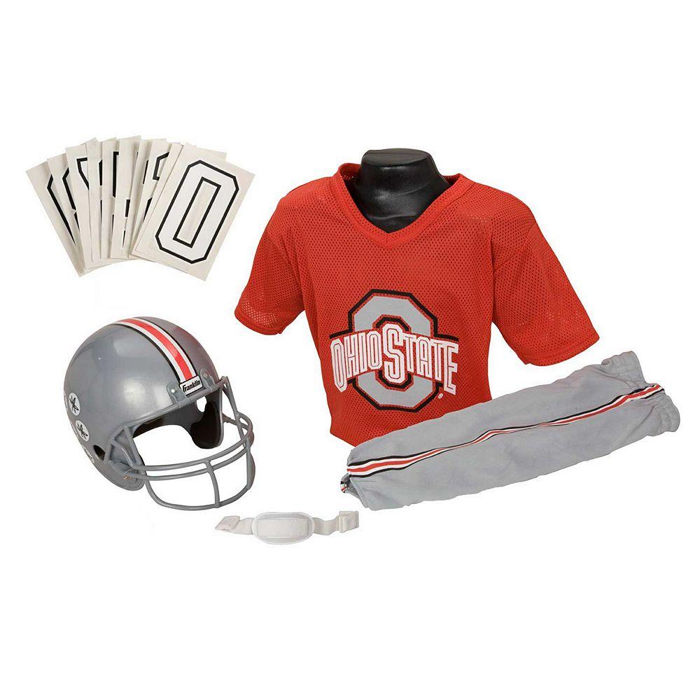 Franklin Ohio State Buckeyes Football Uniform