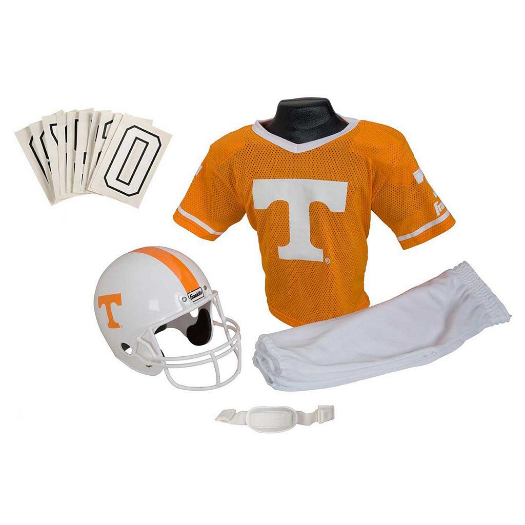 Franklin Tennessee Volunteers Football Uniform
