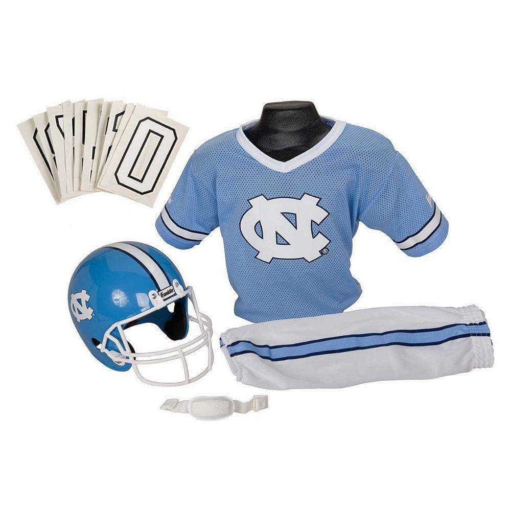 Franklin North Carolina Tar Heels Football Uniform