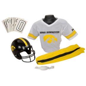 Franklin Iowa Hawkeyes Football Uniform