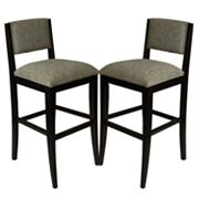 Carolina Accents 2-pc. Soho Bistro Chair Set