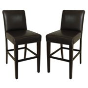 Carolina Accents 2-pc. Tavern Bistro Stool Set