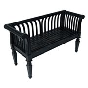 Carolina Accents Remington Settee