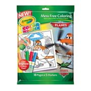 Crayola Color Wonder Disney Cars Markers and Coloring Pad