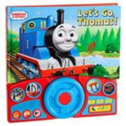 Thomas & Friends Let's Go, Thomas! Book