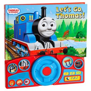 Thomas and Friends Let's Go, Thomas! Book