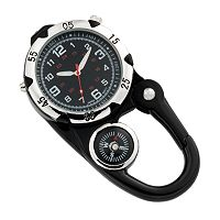 Men's Carabiner Watch