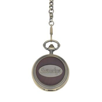 "Men's ""Grandpa"" Pocket Watch"