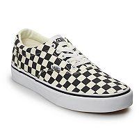 Vans Doheny Mens Checkerboard Shoes Deals