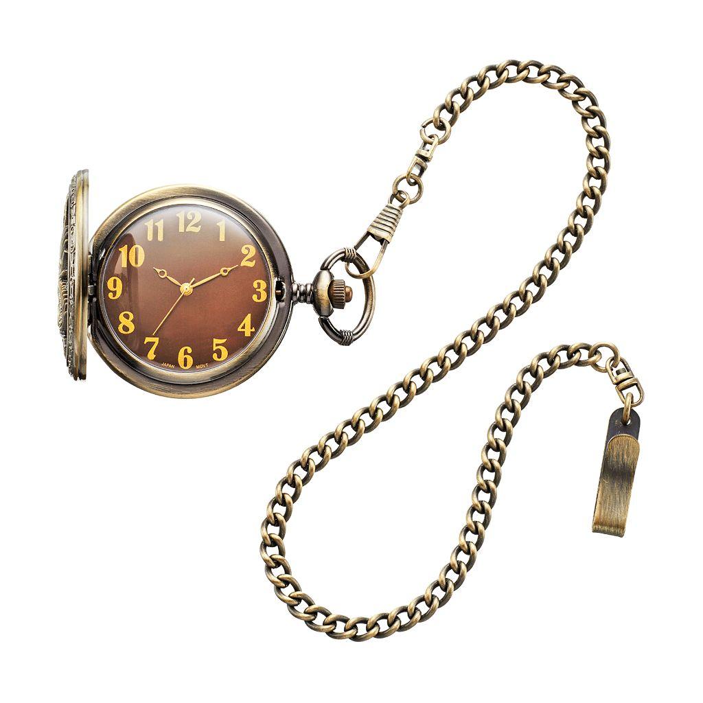 Men's Eagle Pocket Watch