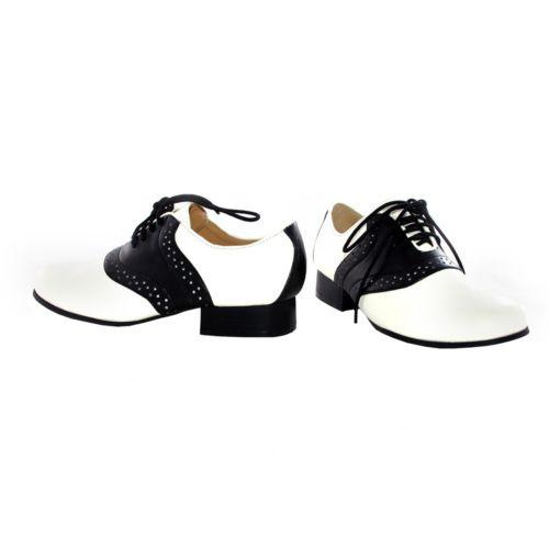 Saddle Costume Shoes - Adult