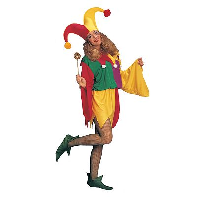Jester Costume - Adult