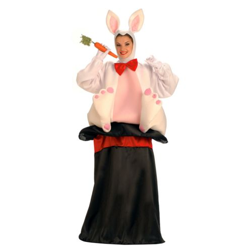 Magic Hat Rabbit Costume - Adult