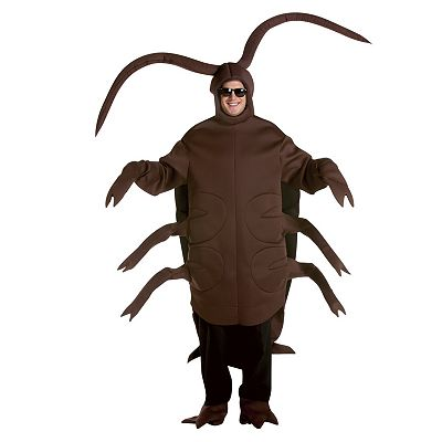 Cockroach Costume - Adult