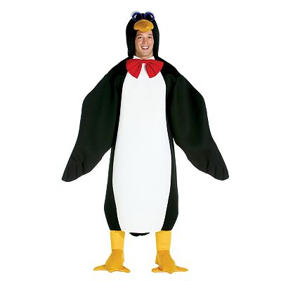 Penguin Costume - Adult