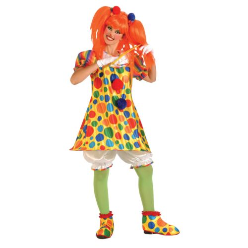 Giggles the Clown Costume - Adult