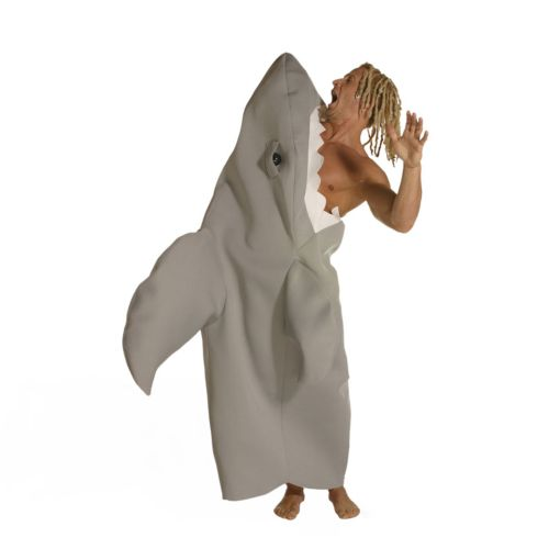 Shark Attack Costume - Adult