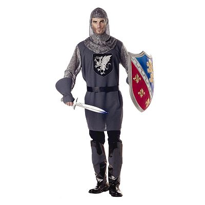 Valiant Knight Costume - Adult