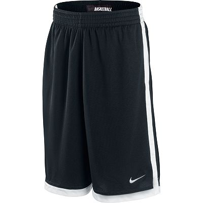 Nike Double Crossover Mesh Basketball Shorts