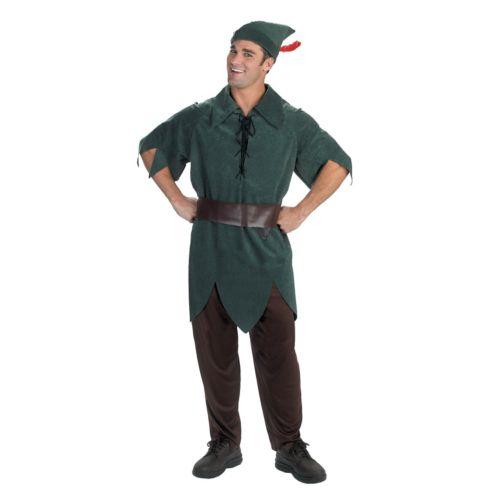 Disney Peter Pan Costume - Adult