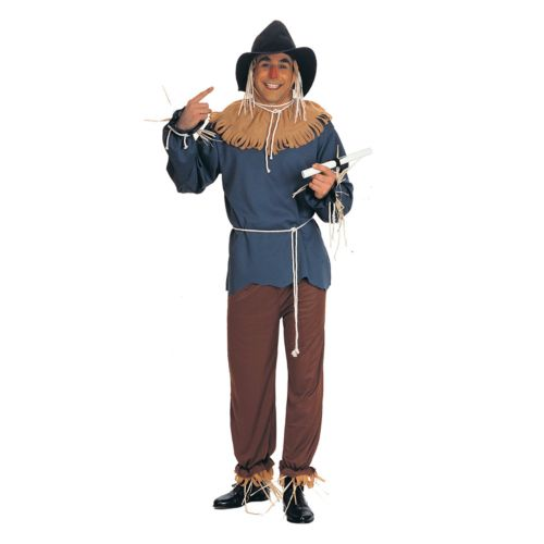 The Wizard of Oz Scarecrow Costume - Adult