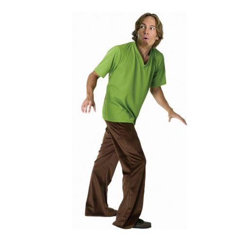 Scooby-Doo Shaggy Costume - Adult