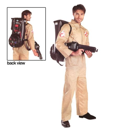 Ghostbusters Costume - Adult