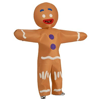 Shrek Gingerbread Man Costume - Adult