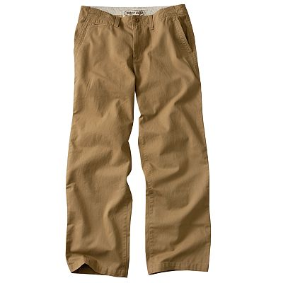 Urban Pipeline Flat-Front Casual Pants