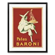 Pates Baroni, 1921 Framed Wall Art
