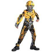 Transformers Bumblebee Costume - Kids