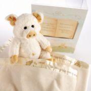 Baby Aspen Pig In A Blanket Gift Set