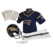 Franklin St. Louis Rams Football Uniform