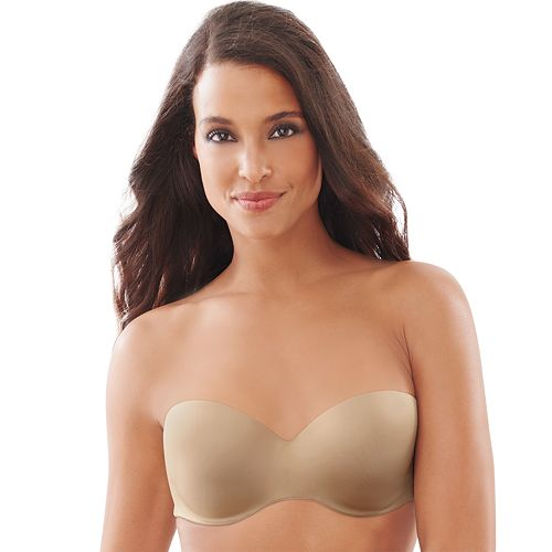 Women's Lilyette by Bali Bra: Defining Moments Full-Figure Strapless Bra 929