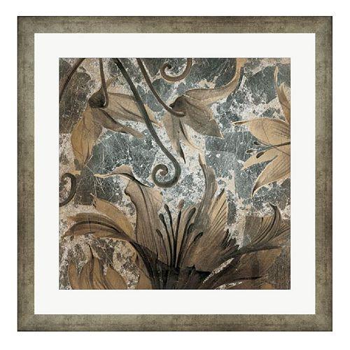 """""""Underwater Botanicals II"""" Framed Wall Art"""