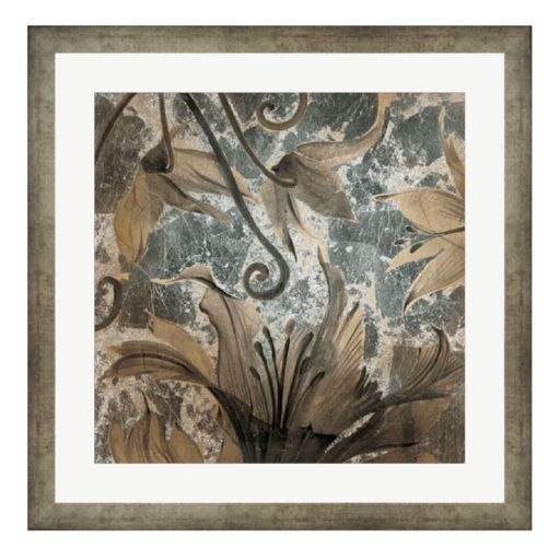 Underwater Botanicals II Framed Wall Art