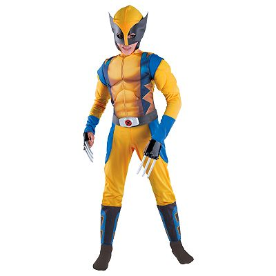 Wolverine Costume - Kids