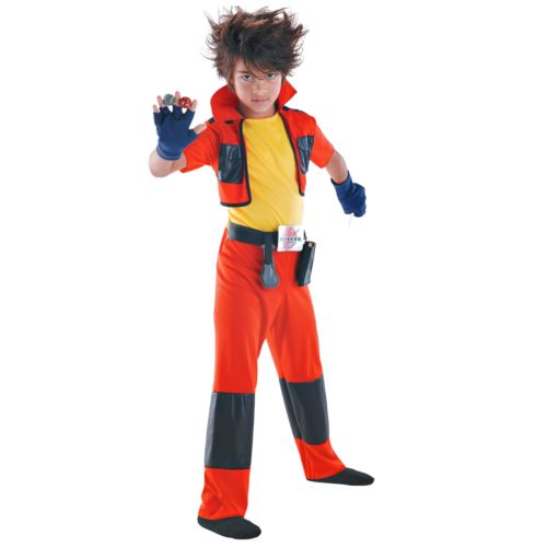 Bakugan Dan Costume - Kids