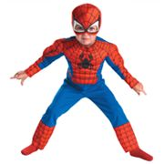 Spider-Man Muscle Costume - Toddler