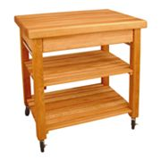 Catskill Craftsmen French Country Kitchen Cart