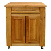 Catskill Craftsmen Mini Empire Island Kitchen Cart