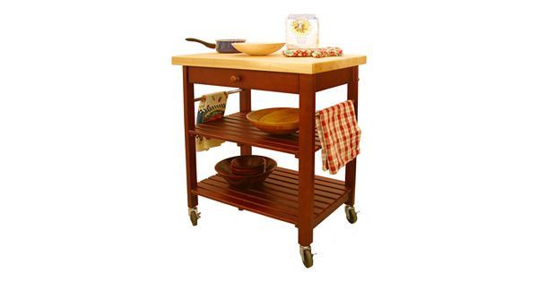 Catskill craftsmen roll about kitchen cart for App para hacer muebles