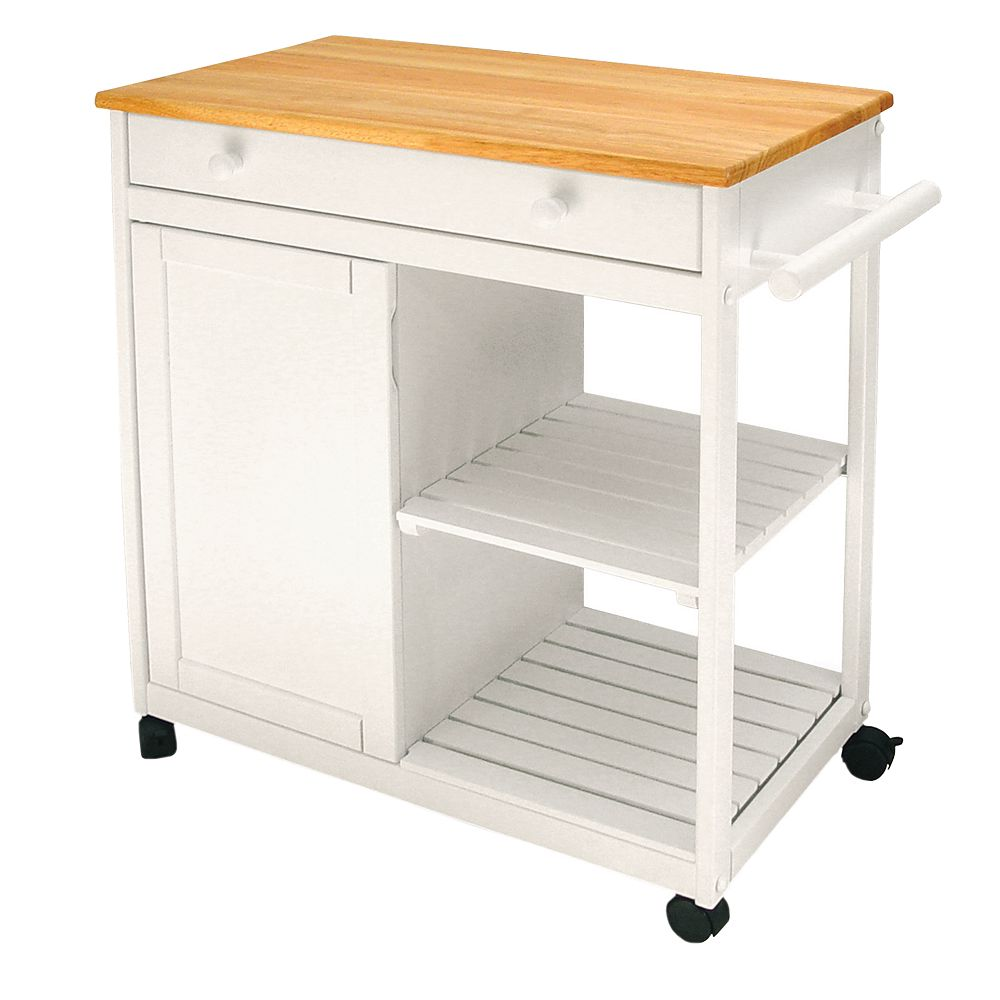 Craftsmen Preston Hollow Kitchen Cart