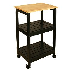 Catskill Craftsmen Utility Kitchen Cart by