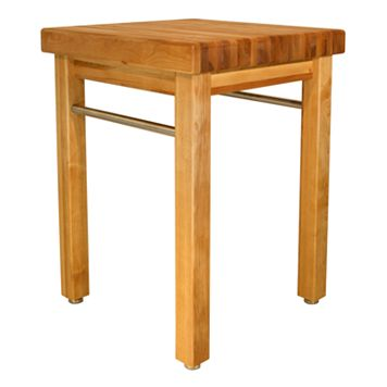 Catskill Craftsmen French Country Butcher-Block Table