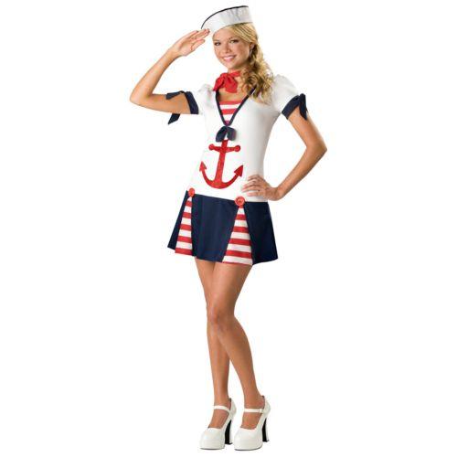 Sailor Costume - Teen