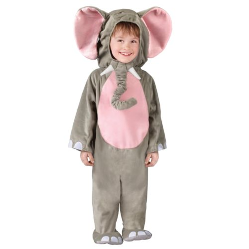 Cuddly Elephant Costume - Toddler